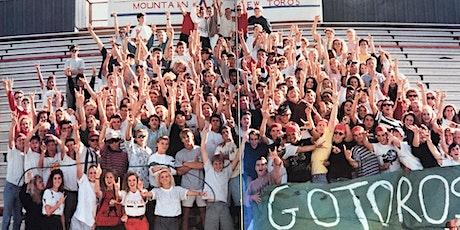 Mountain View High School Class of 1990 30-year Reunion tickets