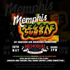 Memphis Reggae Sunday: Memorial Day Weekend tickets