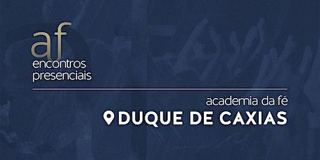 Caxias | Quarta, 12/05, às 19h30 ingressos