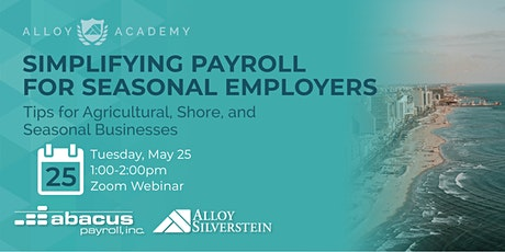 Simplifying Payroll for Seasonal Employers entradas