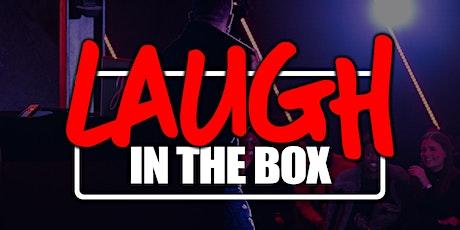 ComedyMania: Laugh In The Box! tickets