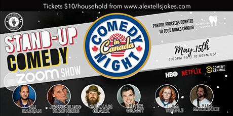 Comedy Night in Canada #10 tickets