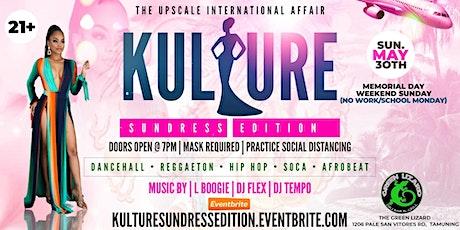 Kulture: Sundress Edition tickets