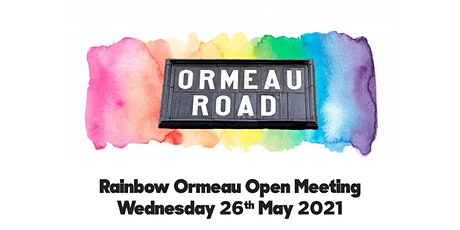 Rainbow Ormeau Open Meeting tickets