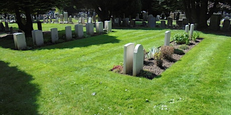 CWGC War Graves Week Event - Dundee (Balgay) Cemetery tickets