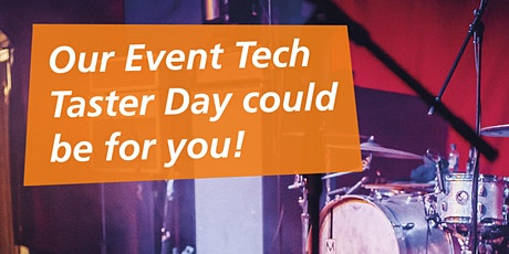 Event Tech Taster Day tickets