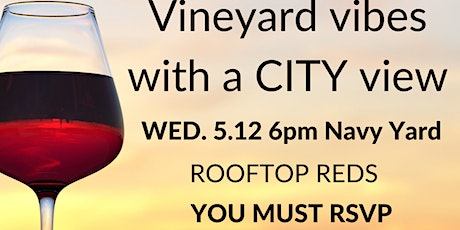 ROOFTOP VINEYARD WITH CITY VIEWS tickets