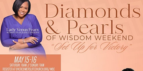 OLC Women of Excellence Diamonds & Pearls of Wisdom Conference tickets