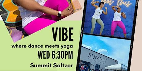 VIBE at Summit Seltzer tickets