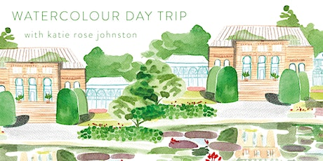 Watercolour Day Trip : Dulwich park & Sydenham Woods tickets