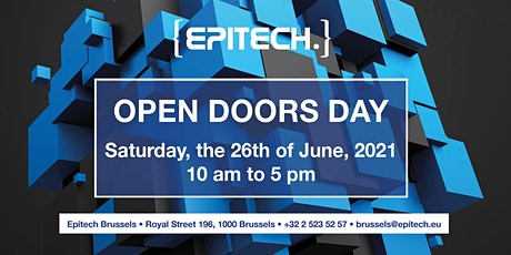 Discover Epitech - Open Doors Day billets
