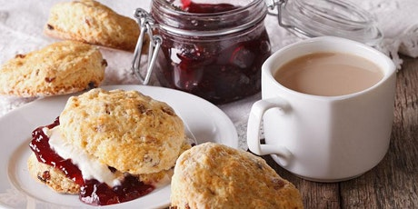 Networking Cream Tea at Cumberwell Park tickets