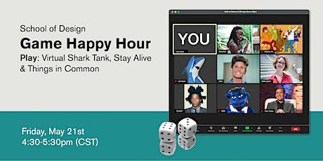 School of Design Game Happy Hour tickets