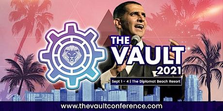 The Vault 2021 tickets