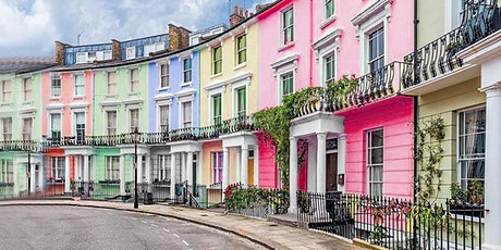 Colourful Notting Hill Photo Tour tickets