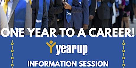YearUp Career Development Orientation tickets