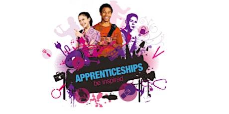 Apprenticeships: Be Inspired   (15.6.21 Morning Panel) entradas