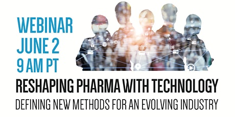 Reshaping Pharma with Technology tickets
