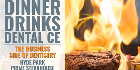Dinner and Dental CE - The Business Side of Dentistry Dublin OH tickets