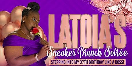 Latoia's Sneaker Brunch Soirée tickets