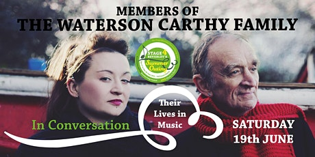 In conversation with members of the Waterson Carthy family tickets