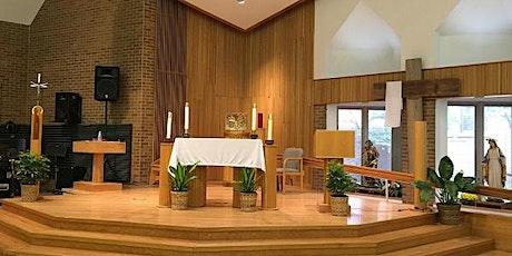 Sunday Mass 6:00 PM tickets