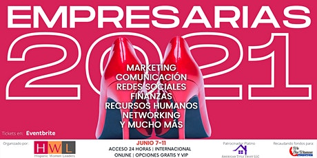 EMPRESARIAS 2021 INTERNACIONAL (DIGITAL) billets