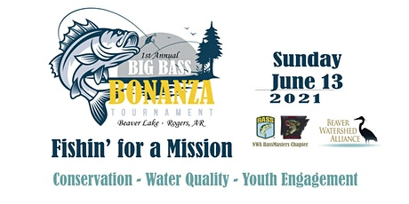 Beaver Lake Big Bass Bonanza tickets