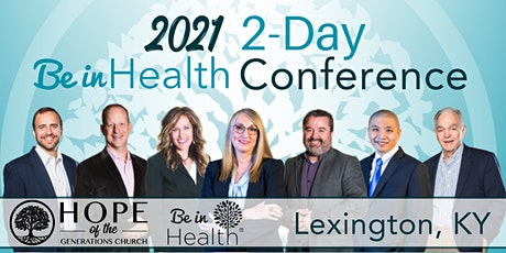 2-Day Conference September  2021-Lexington, KY tickets