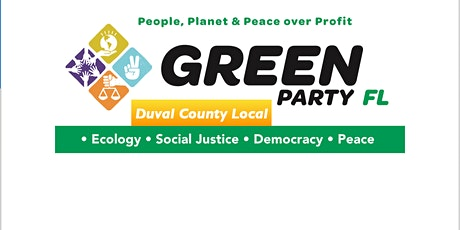 Green Party Duval County May Meeting tickets