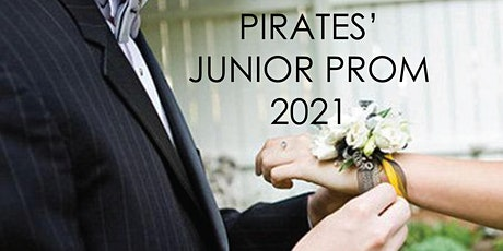 2021 Pirates High School Junior Prom - Thursday, July 1 at The Ravine tickets