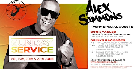Sunday Service with Alex Simmons and friends tickets