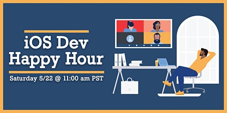 iOS Dev Happy Hour tickets