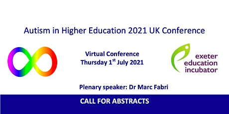 UK Conference on Autism in Higher Education tickets