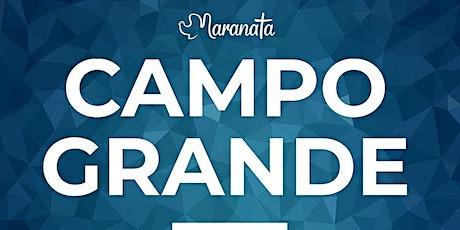 Celebração 16 de maio | Domingo | Campo Grande ingressos