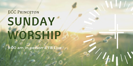 May 16 In-Person Worship: 9:00 AM SERVICE tickets