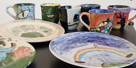 Arty Farty Half Term: Pottery Painting Morning tickets
