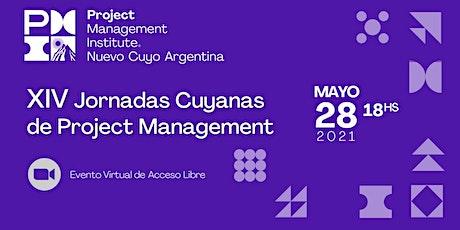 XIV Jornadas Cuyanas de Project Management entradas