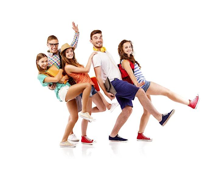 Image pour Stage ludique d'anglais pour enfants de 12 à 15 ans - juin et juillet 2021