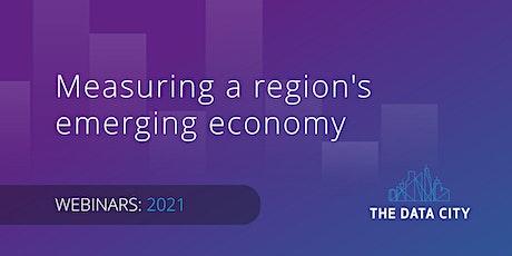 Measuring a region's emerging economy tickets