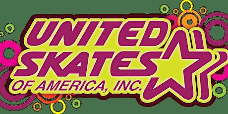 Saturday 3:00-5:00pm at United Skates tickets