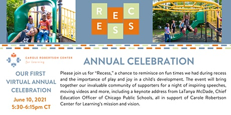 Carole Robertson Center for Learning Annual Celebration tickets