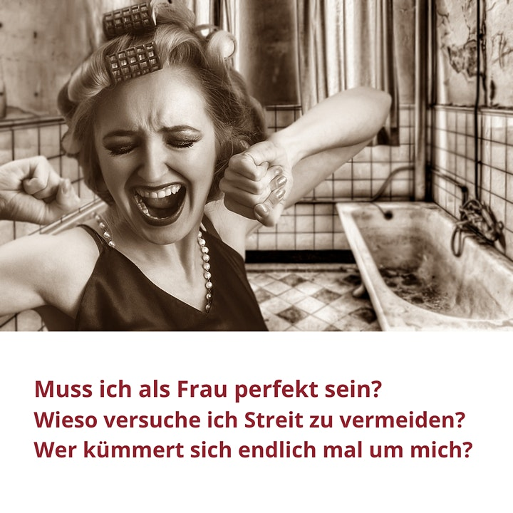 Königin oder Pantoffelheldin? kostenfreier Online InfoAbend für Frauen: Bild