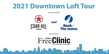 2021 Downtown Loft Tour, benefiting the Free Clinic of Central Virginia tickets