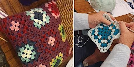 Get Hooked on Crochet tickets