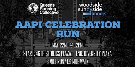 AAPI Celebration Run tickets