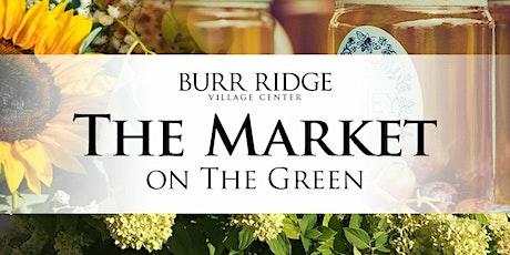 Burr Ridge Market on The Green: Vendors tickets