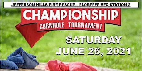 2021 JHFR Cornhole Championship tickets