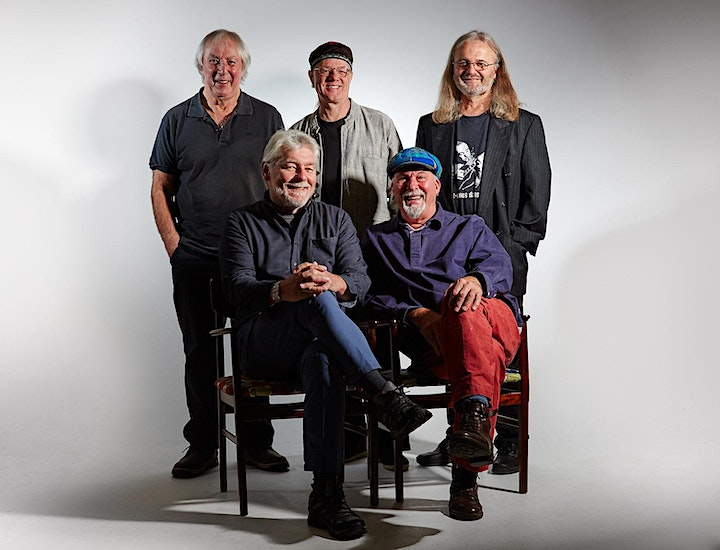 Fairport Convention live at Wells Cathedral image