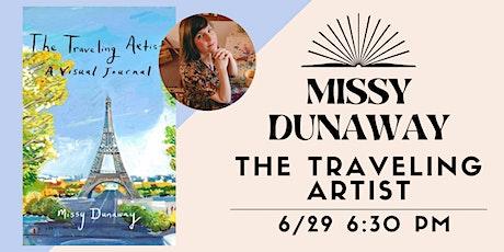 Book Talk & Sketchbook Journal Workshop with Artist Missy Dunaway tickets